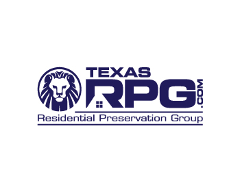 Residential Preservation Group logo design