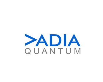 Logo design for adia quantum