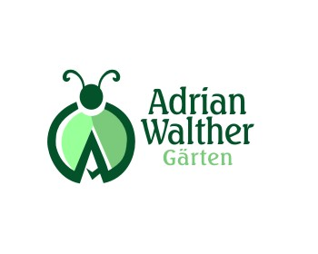 Logo per Adrian Walther