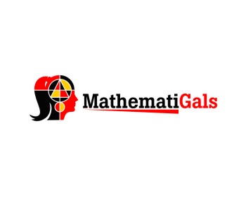 MathematiGals logo design