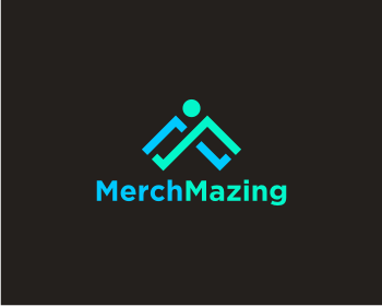 MerchMazing logo design