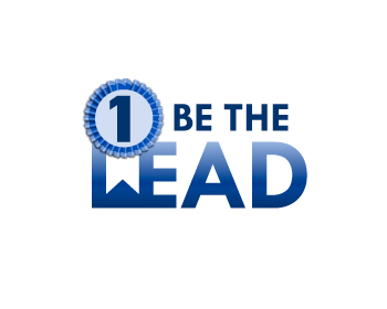 Be The Lead logo design