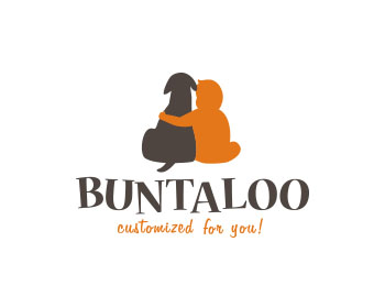 Buntaloo logo design