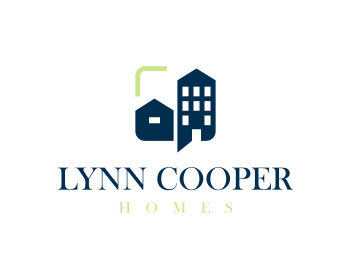 Lynn Cooper Homes logo design