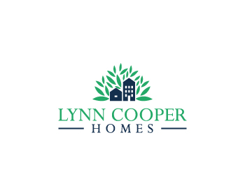 Logo design for Lynn Cooper Homes