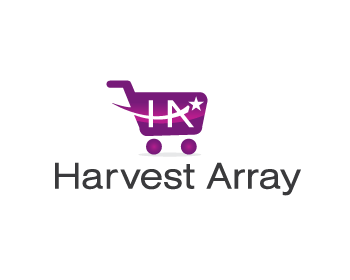 Harvest Array logo design