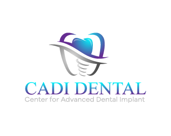 CADI DENTAL logo design