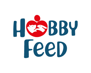 hobby feed logo design