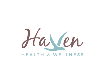 Haven Health & Wellness LLC logo design