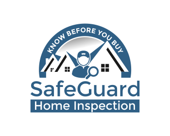 SafeGuard Home Inspection logo design