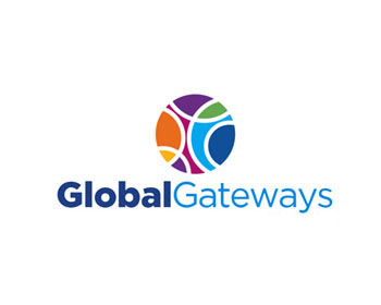 Logo design for Global Gateways