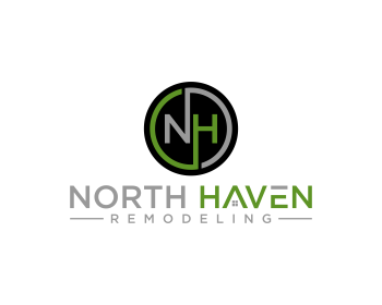 North Haven logo design
