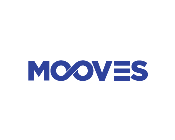 Service Industries logo design for Mooves