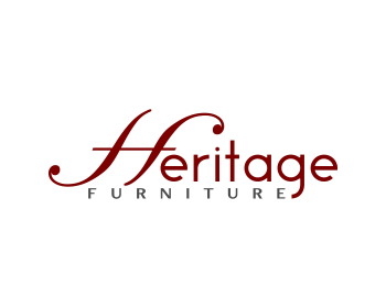Heritage Furniture logo design