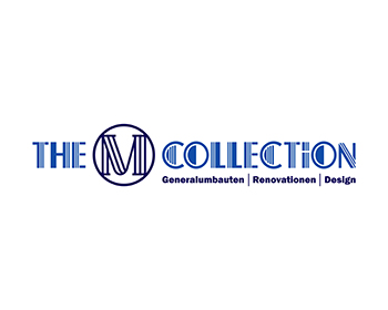The M Collection logo design