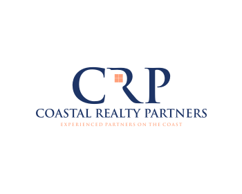 Coastal Realty Partners logo design