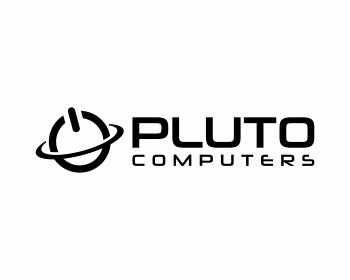 Logo design for Pluto Computers