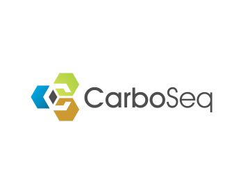 CarboSeq logo design