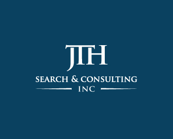 JTH Search & Consulting, Inc logo design