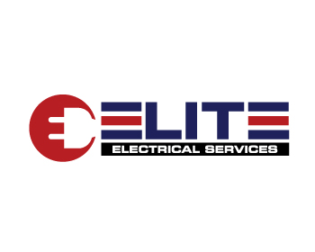 Elite Electrical Sevices logo design