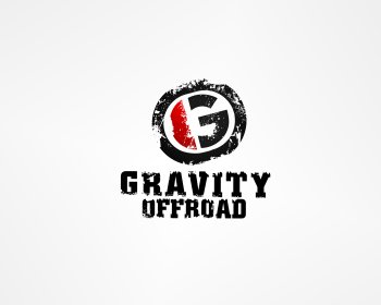 Gravity Offroad logo design