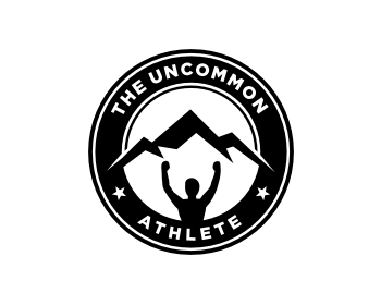 Uncommon Athlete logo design