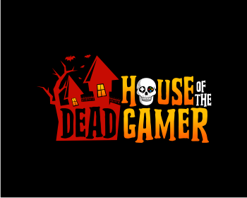 House of the Dead Gamer logo design