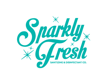 Sparkly Fresh logo design
