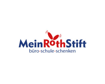Mein RothStift logo design