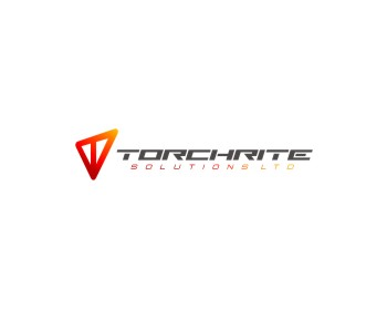 Torchrite Solutions Ltd. logo design