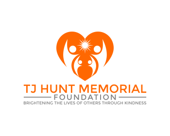 TJ Hunt Memorial Foundation logo design