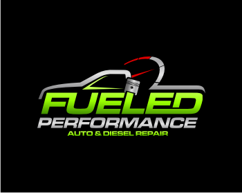 Logo Fueled Performance