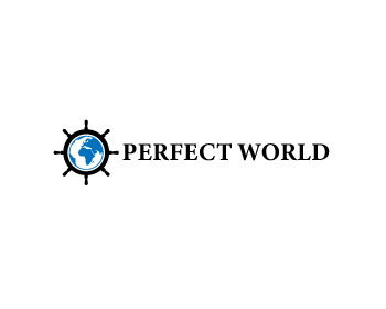 Perfect World logo design