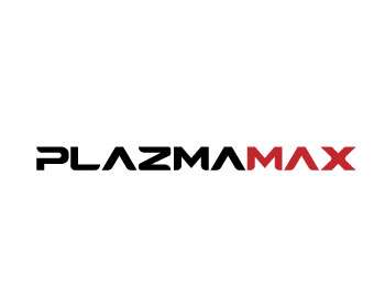 Plazmamax logo design