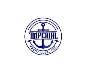 Imperial Yacht Club, Inc. logo design