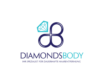 Logo design for Diamonds Body