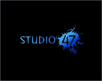Studio 47 logo design