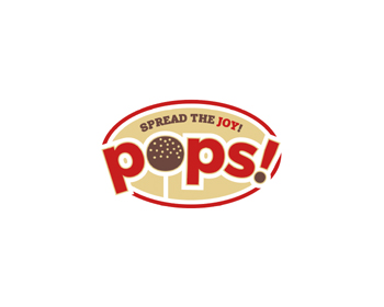 pops! logo design