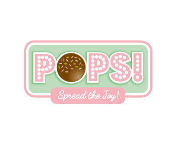Logo design for pops!