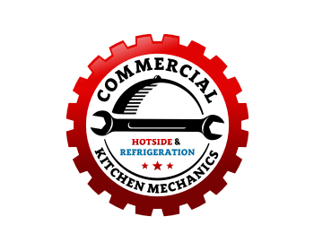 Logo design for Commercial Kitchen Mechanics