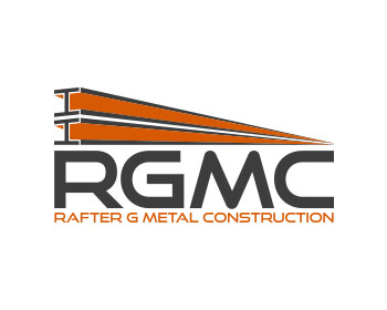 Rafter G Metal Construction, LLC logo design