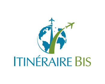 Logo design for Itinéraire Bis