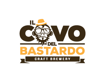 Logo design for Il Covo del Bastardo