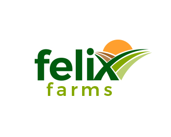 logo: felix farms