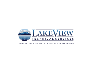 Logo per Lakeview Technical Services (changing from Lakeview PackEng)