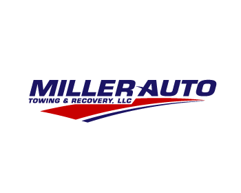 Miller Auto Towing & Recovery, LLC logo design