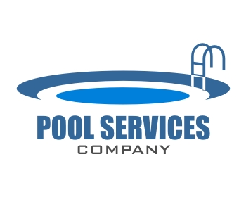 Logo design entry number 7 by 62b pool services company - Swimming pool repair companies near me ...