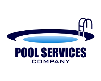 Pool services company logo design contest logo arena for Pool design company