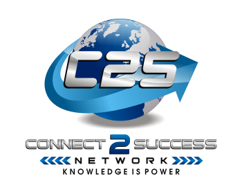 Logo design for CONNECT 2 SUCCESS Network(C2SNetwork)