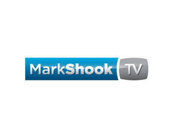 Mark Shook TV logo design